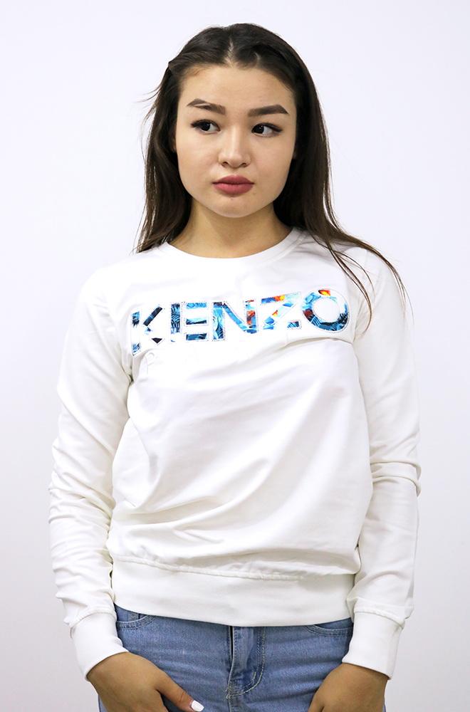 Кофта KENZO - Белая (Женская)