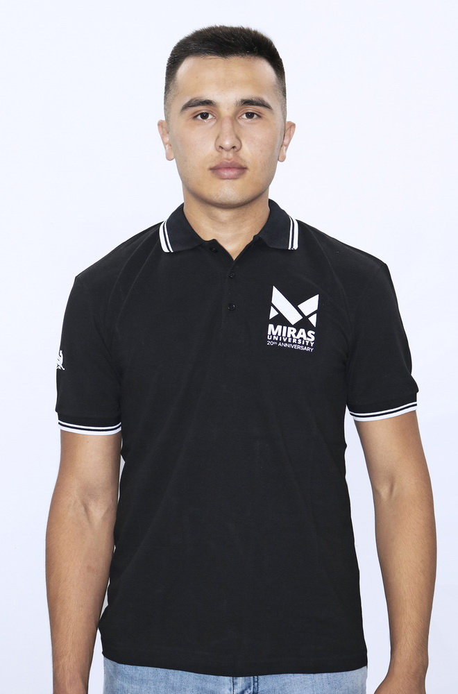 Футболка Поло - Черная