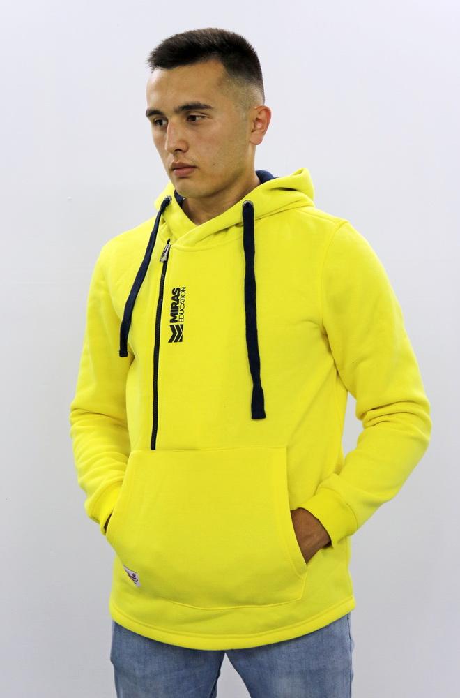 Толстовка - Желтая