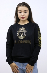 Sweater BILLIONAIRE - Black (Female)