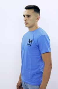 Футболка - Светло синяя (Мужская)